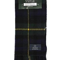 Pure New Wool Scottish Tartan Clan Scarf - Campbell of Argyll Photo