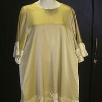 Pure Silk Oversize Swing Dress Photo