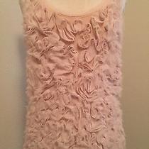 Pure Sugar Dressy Tank Top Blush Pink Sz Large Photo