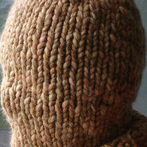 Pure Wool 100 % Natural Balaclava Bondage  Mohair-Fetisch  Photo