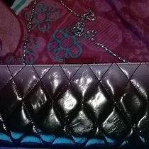 Purple Aldo Clutch Purse Photo
