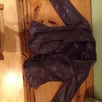 Purple Bagatelle Pleather Jacket Photo