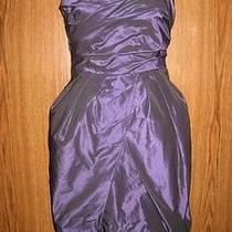 Purple Bcbg Cocktail Dress Photo