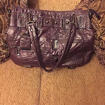 Purple Bebe Handbag Photo
