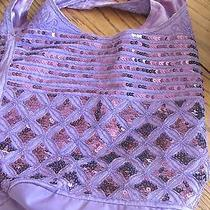 Purple Bling Sac Purse Photo