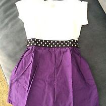 Purple Block Dress Photo