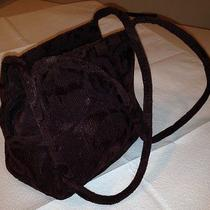 Purple Cloth Shoulder Bag  Photo