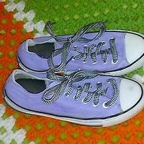 Purple Converse Photo