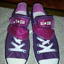 Purple Converse Photo