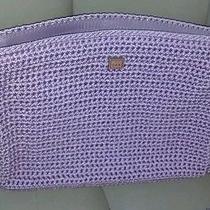 Purple Crocheted the Sak Purse Photo