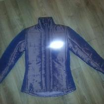 Purple Dkny Jeans Coat Photo