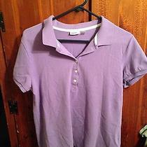 Purple Dknyc Polo Photo