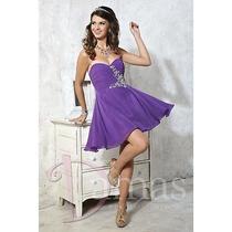Purple Dress by Tiffany Designs  Photo