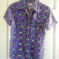Purple Emo Shirt Photo