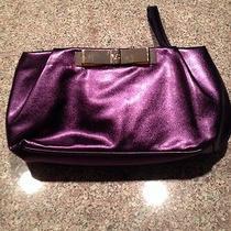 Purple Evening Clutch Purse Photo