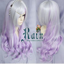 Purple Fantasy Wig   Photo
