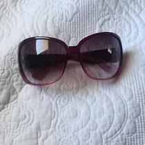 Purple Fossil Sunglasses Authentic Shelley Photo