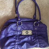 Purple G by Guess Handbag Photo