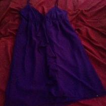 Purple Gap Summer Dress Photo