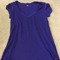 Purple Gap v-Neck Size Xs Photo