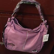 Purple Hobo Handbag Photo