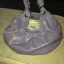 Purple Hobo Purse Photo