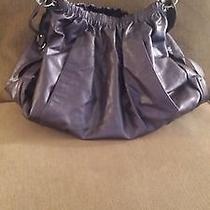 Purple Hobo Shoulder Bag  Photo