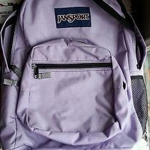 Purple Jansport Backpack Nwot Photo
