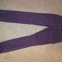 Purple Jeans Billabong 7 Pants Violet Photo