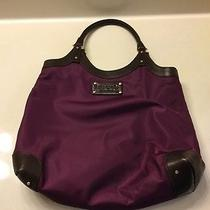 Purple Kate Spade Handbag Photo
