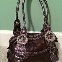 Purple Kathy Van Zeeland Handbag Photo