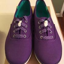 Purple Keds Size 7 Photo