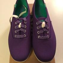 Purple Keds Size 8 Photo