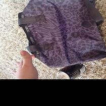 Purple Leopard Print Lesport Sac Tango Nwt Melanie Bag Photo