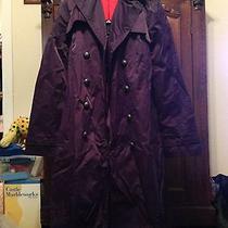 Purple Mossimo Raincoat Photo