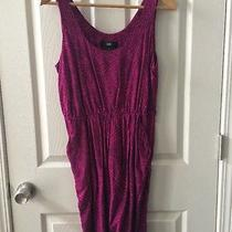 Purple Pink Mossimo Dress Photo