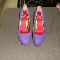 Purple Pumps Photo