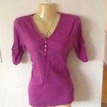 Purple Ralph Lauren Shirt Photo