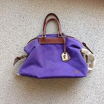 Purple Satchel Photo