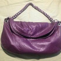 Purple Slouch Shoulder Bag Photo