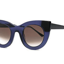Purple Sunglasses Thierry Lasry Cheeky 2260 Hand Made in France New Photo