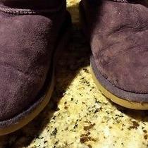 Purple Ugg Boots Photo