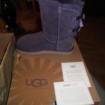 Purple Uggs Photo