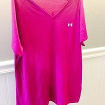 Purple Underarmour T-Shirt Photo