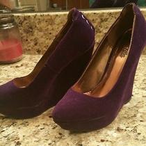 Purple Wedges Photo
