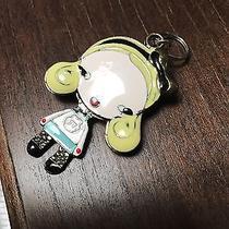 Purse Fob Harijuku Girl Charm Gwen Stefani Lamb Enamel Pendant Zipper Pull Photo