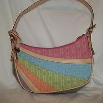 Purse  Fossil Blue Pink  Photo