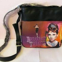Purse Licensed Audrey Hepburn Breakfast at Tiffany's Messenger/cross Body Purse  Photo