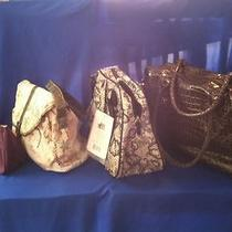 Purse Lot 4 Women New From Macys and 1 From Avon  Photo