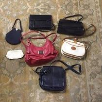 Purse Lot Dooney & Bourke Nicole Christian Dior Madison and Others Photo